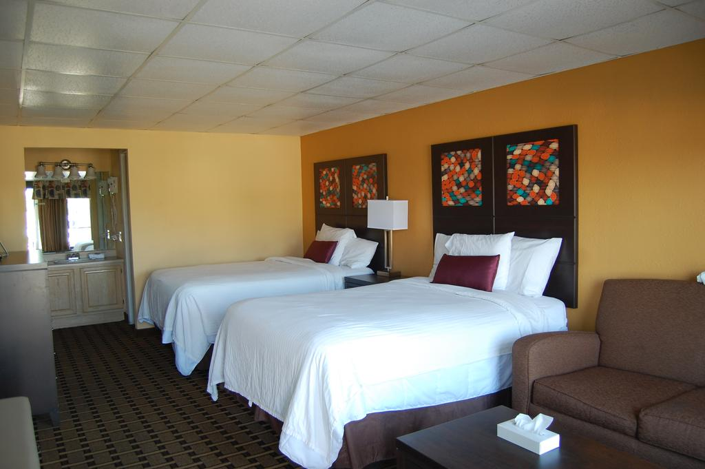 Vacation Lodge - Double Beds-5