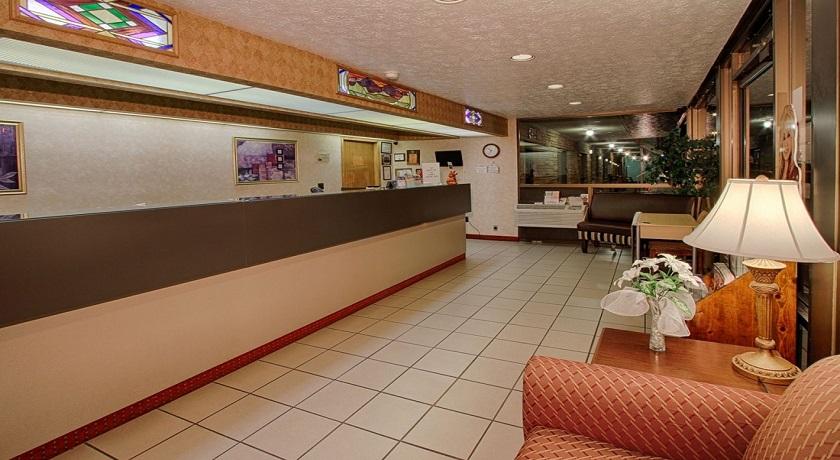 Vacation Lodge - Lobby-1