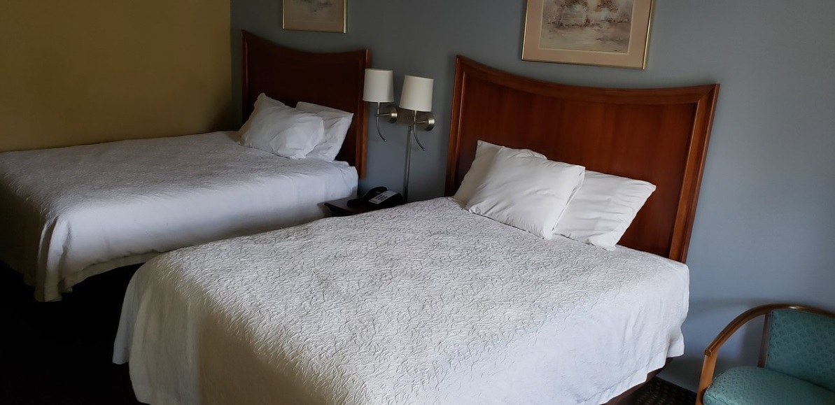 Vista Inn and Suites Hermitage - Double Beds-3