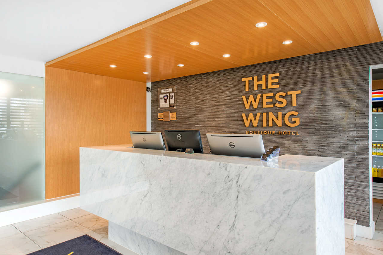West Wing Boutique Hotel - Ascend Hotel Collection - Reception-2