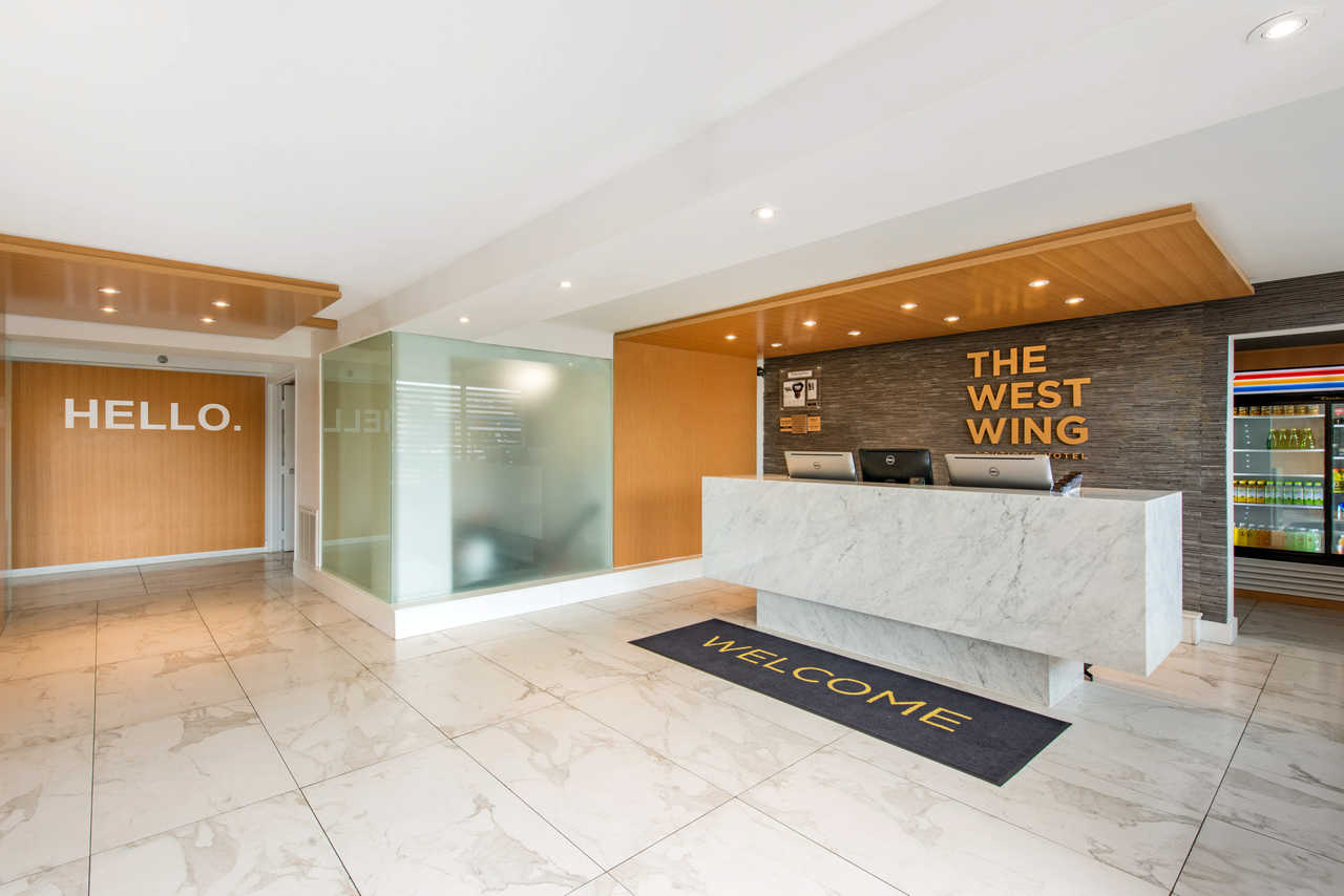 West Wing Boutique Hotel - Ascend Hotel Collection - Reception-1