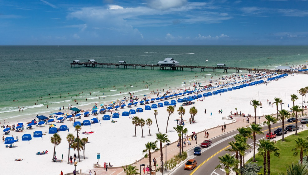 ClearwaterBeach,Florida